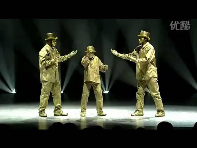 Чемпионы мира по хип хопу JabbaWockeez