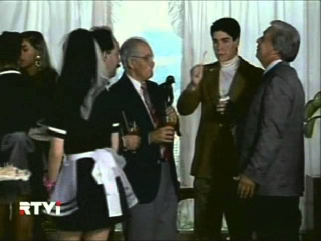 Замарашка / Cara Sucia 1992 Серия 111