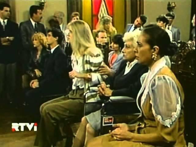 Замарашка / Cara Sucia 1992 Серия 124