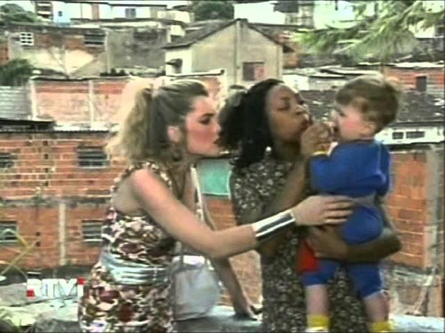 Замарашка / Cara Sucia 1992 Серия 112