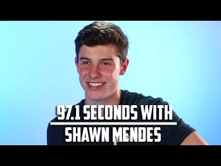 Shawn Mendes Tells Us Something That May Surprise His Fans & More: 97.1 Seconds With