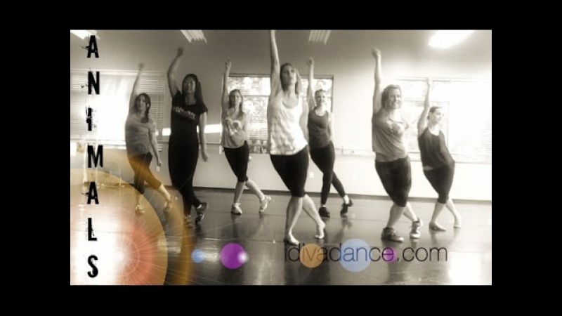 Animals By Maroon 5. SHiNE DANCE FITNESS