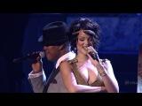 Rihanna Feat Ne Yo Umbrella &amp hate that i love you live @ american music awards 2007 aac5 1 720p