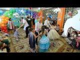 Танец с папами. Выпускной в детском саду - 2015.