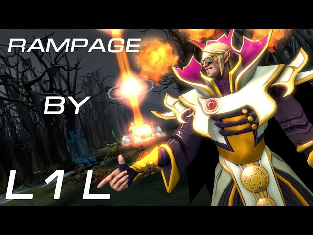 Rampage by our midder by L1L (Phenomen in the past)