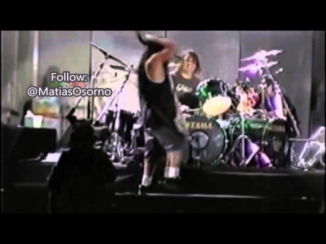 Metallica W Dave Lombardo - (Battery The Four Horsemen)