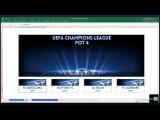 Жеребьевка Лиги Чемпионов | PESWay #8