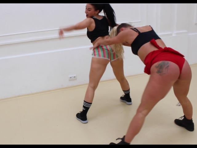 Tinashe-All hands on deck / Twerk video / Anet Antosova Tia-Maria Sokka (Tinze)
