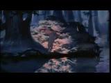 Фантазия ( мультфильм) «Лунный свет» Клод Дебюсси