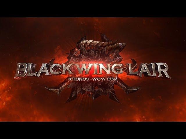 Kronos 1.12.1 - Blackwing Lair Release Trailer