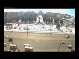 Падение метеорита в Челябинске.Жесть!(Полная версия)
