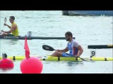 K1 1000m men final ICF Canoe Sprint World Championships Milan 2015