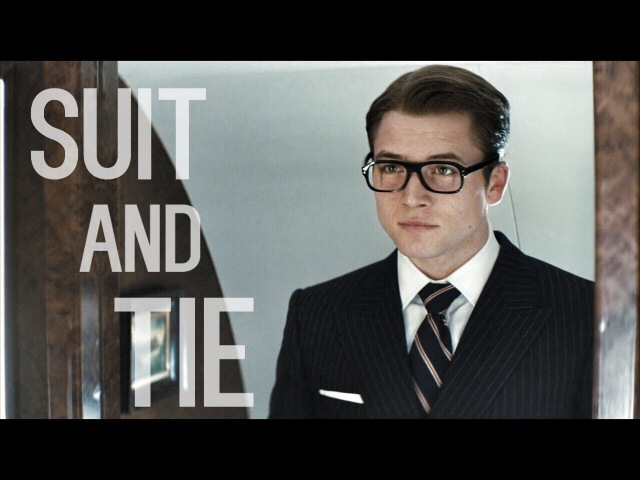 Harry Eggsy | Suit And Tie