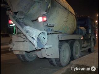 Пенсионерку насмерть сбил автомиксер в Хабаровске. MestoproTV