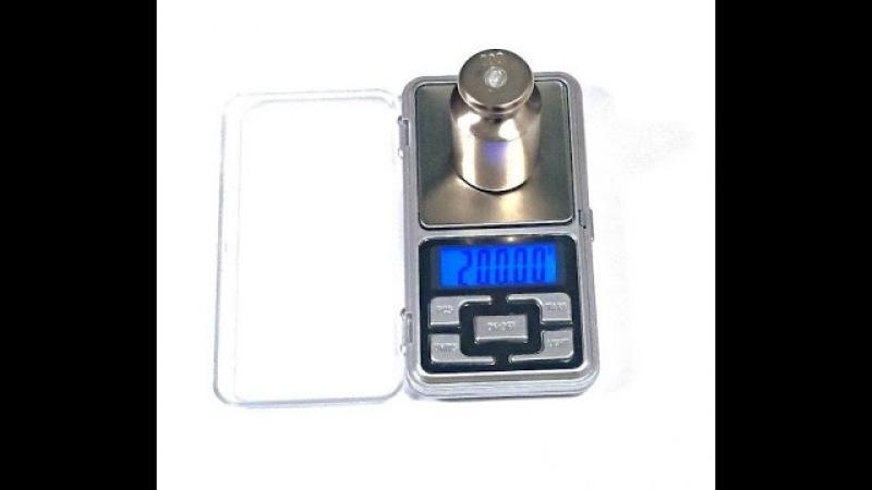 Цифровые ювелирные весы TS-C06 200 г/-0,01 г. Видеообзор от Интернет-магазина Electronoff