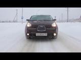 Тест-драйв Subaru Tribeca b9