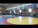Соревнования по греко-римской борьбе