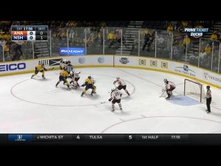 НХЛ 2015-16. Нэшвилл - Анахайм (17.11.2015). 1 часть