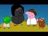 звездные войны игрушки, мультики для детей со свинкой пеппой