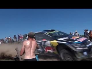 Volkswagen Polo R WRC Flatout
