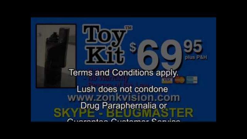 @lushsux's Toy Kit tm commercial