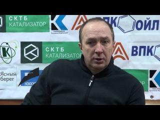 Пресс-конференция Е.В. Ерахтина и О.А. Чубинского