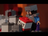 LEGO® Minecraft - Where Will You Go Next - Stop Motion trailer