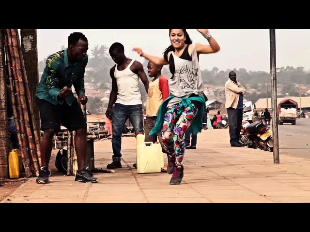 ALL OF ME /Afro house dance / Dj cleo / Abdanger uganda Mandira Sweden