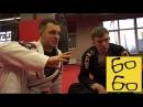 Бразильское джиу-джитсу BJJ с Александром Коноваловым и Мартином Аэдма. Часть 2 — урок БДД