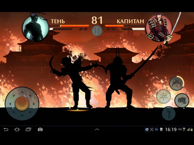 Прохождение - Shadow Fight 2 Shougun ( Сегун ) 3