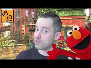 Going Native - How to Learn English Like Kids with Elmo and Sesame Street - EnglishAnyone com