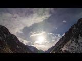 Киргизия зимой