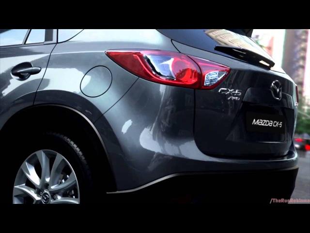 Реклама Mazda CX 5 2014 Мазда Я твой идеал