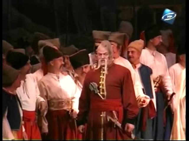 Тарас Бульба Taras Bulba Ukrainian opera
