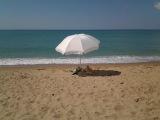 Лучшие пляжи Анапы (на мой взгляд). Пляж №4 с Дельфинами (Черноморская улица, ст. Благовещенская).