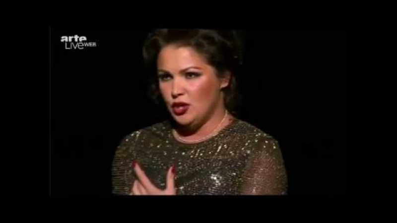 Anna Netrebko - Macbeth - Vieni, t'affretta...Or tutti, sorgete - May 2, 2013