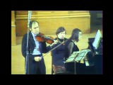 Leonid Kogan - Beethoven - Violin Sonata No 9 in A major, Op 47, Kreutzer