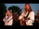 Алег и Олеся Русак - Подарите мне Родину (Фрагмент песни с фестиваля
