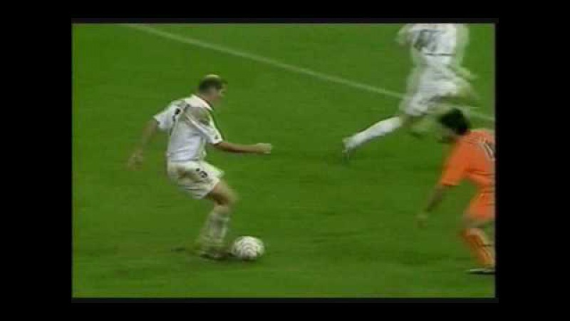 Zidane ★ Its all the the touch - The video