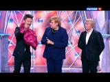 Сергей Лазарев, Николай Басков и Ангела Меркель. Новогодний Голубой огонек на Шаболовке 2016