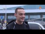 Гуф прилетел в Москву и рассказал всю правду о своем аресте за наркотики