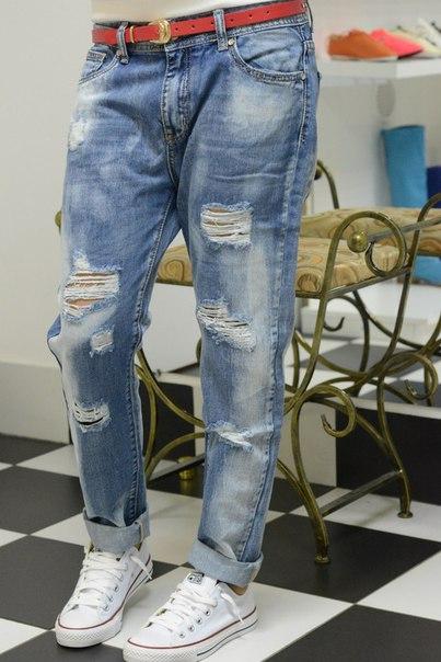 Как сделать джинсы рванки своими руками