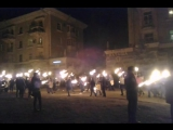 Факельна хода 14 жовтня 2015р м.Суми