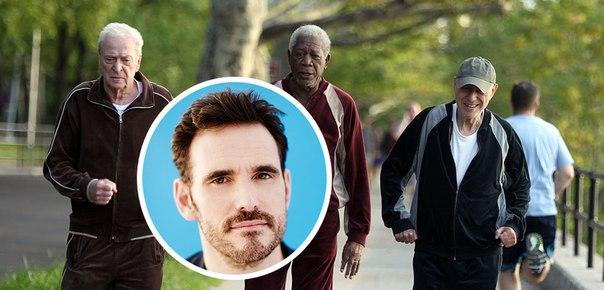 Мэтт Диллон отправится в погоню за Майклом Кейном и Морганом Фриманом.