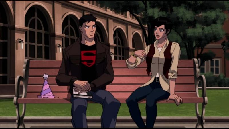 [HD] Young Justice | Юная лига справедливости | Молодая справедливость, s02e08, сезон 2 серия 8