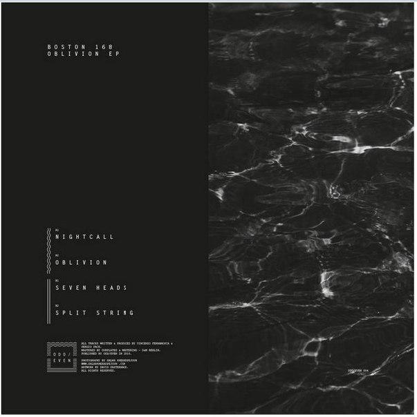 Boston 168 – Oblivion EP (2016)