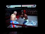 Knockout Kings 2001 Баттербин - Майкл Грант (Butterbean - Michael Grant)