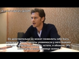 [русские субтитры] Joseph Morgan at SDCC: Klaus Love Interests on The Originals (Tell-Tale TV)