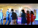 Виталий Mr. Funky на свадьбе