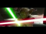 Star Wars - Бои на световых мечах. Сравнение.